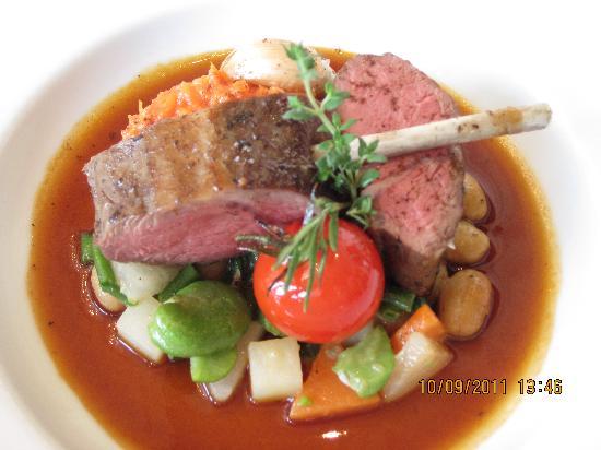 Caprice (Central): Lamb Chops