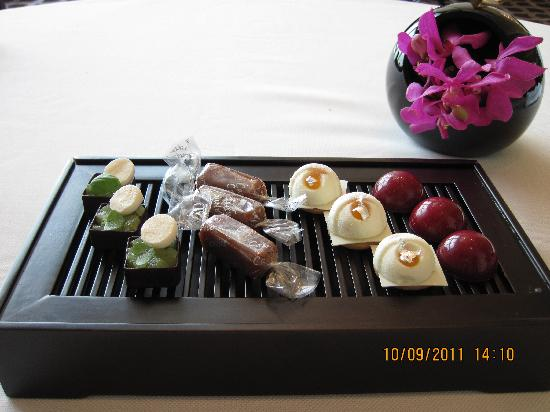 Caprice (Central): Caprice Petits Fours