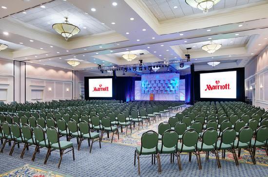 Spartanburg Marriott: Heritage Ballroom