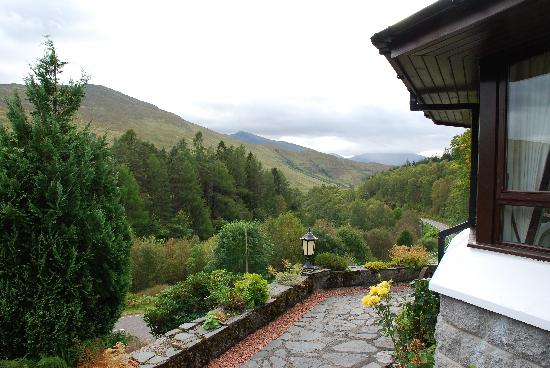 Glenspean Lodge Hotel: View from the hotel