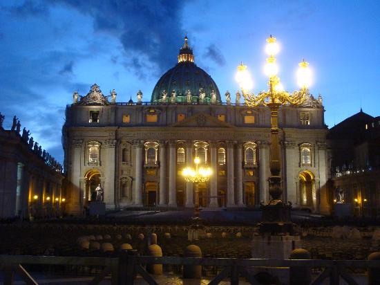 โรม, อิตาลี: St Peter Square, Vatican