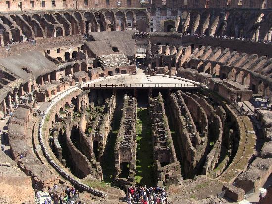 โรม, อิตาลี: Colosseo