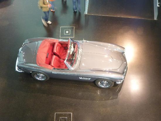 พิพิธภัณฑ์บีเอ็มดับเบิลยู: Uno dei 'gioielli' esposti all'interno