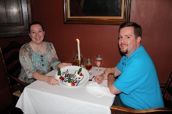 Olde Pink House Restaurant: Celebrating 30th Birthday