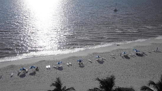 LaPlaya Beach & Golf Resort, A Noble House Resort: The view from our room, gorgeous!