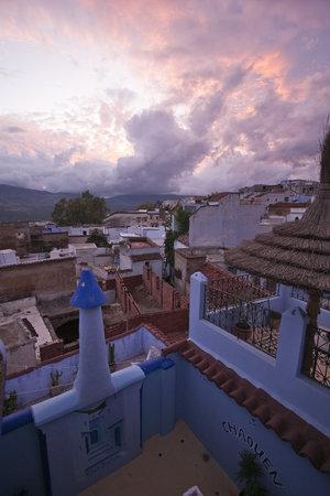 Riad Baraka: Terrace 2