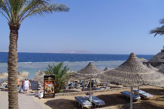 Nubian Village Hotel: parte della spiaggia