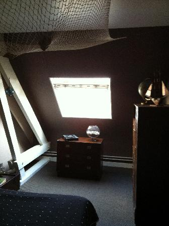 Les Grappes d'Or: Our room