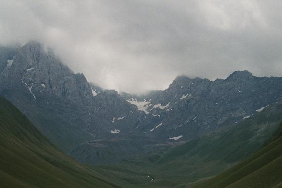 Mount Kazbek: Gorg