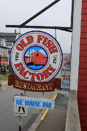 The Old Fish Factory Restaurant: The old Fish Factory