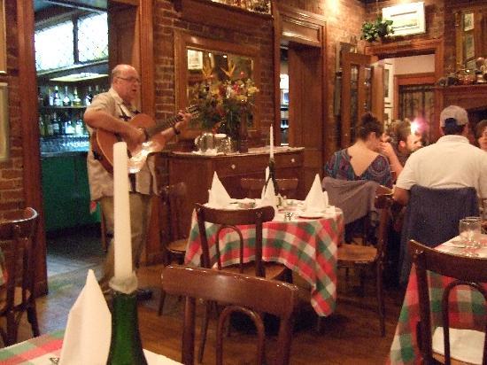 Restaurant Le Saint Louis