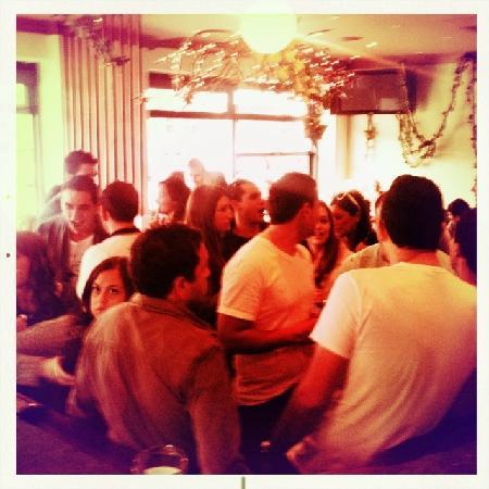 Sunday at Treehouse Lounge