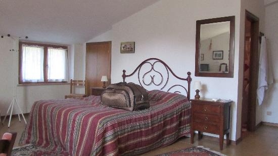 Our comfy bed, agriturismo Malafrasca