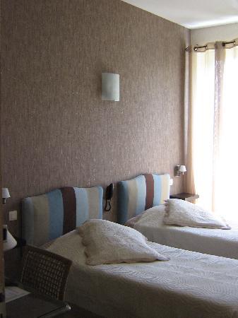 Hotel L'Occitan: chambre