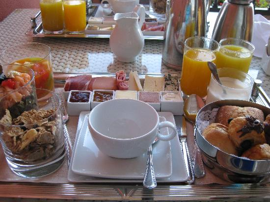 IBEROSTAR Grand Hotel Salome: Gourmet Breakfast