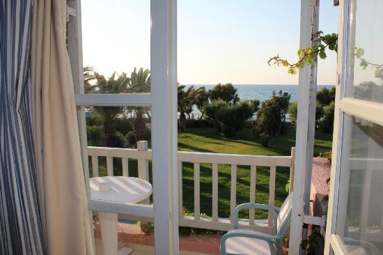 Zorbas Village and Aqua Park : View from the window