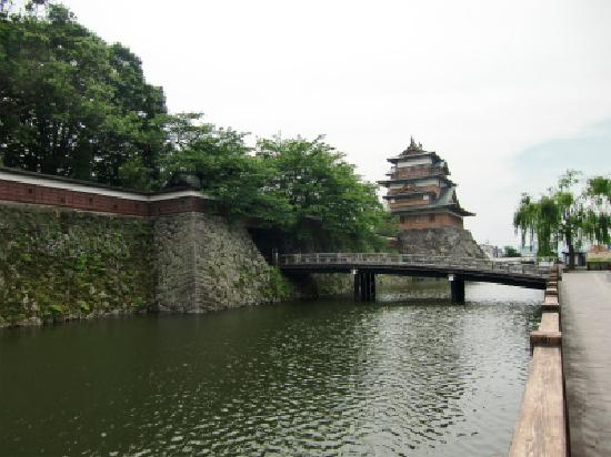 Takashima Castle: 全景