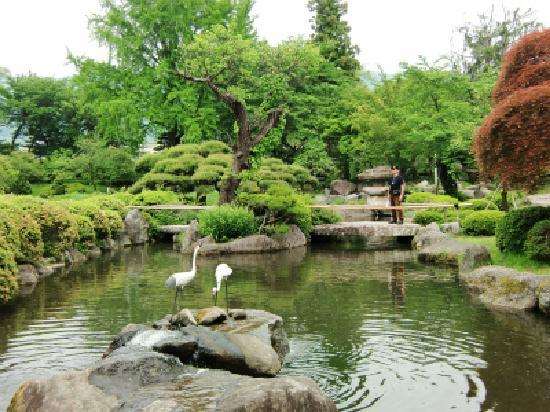 Takashima Castle: 2羽のしらさぎ