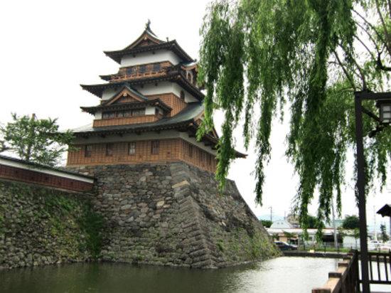 Suwa, Japón: 高島城