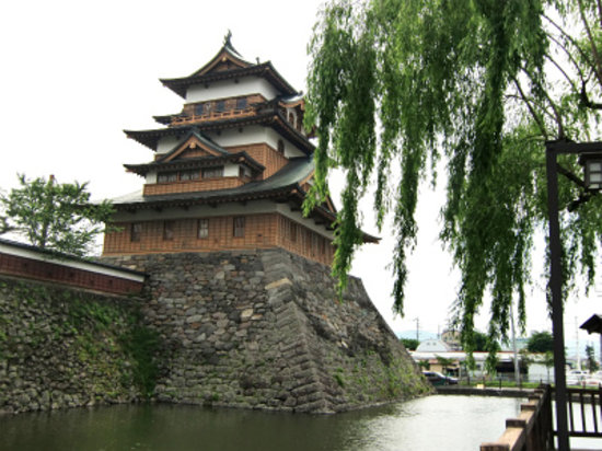 Suwa, Japonya: 高島城