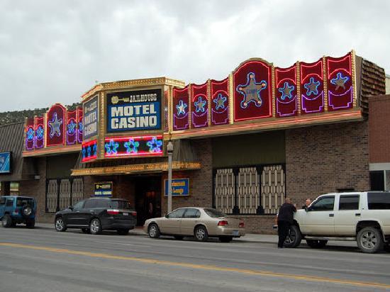 Jailhouse Motel & Casino: Ely, NV, June 18, 2011