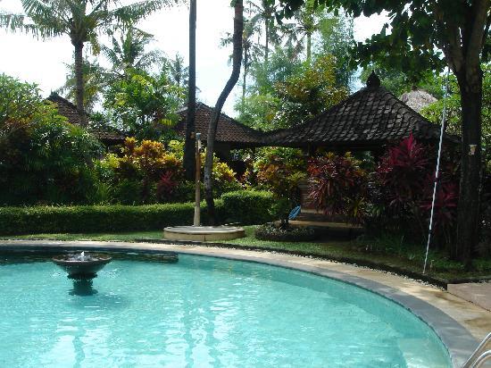Sari Sanur Resort: la piscine zen