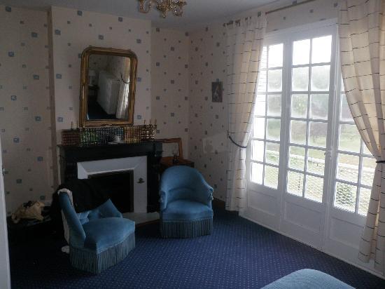 Les Bois d'Esves: Notre chambre