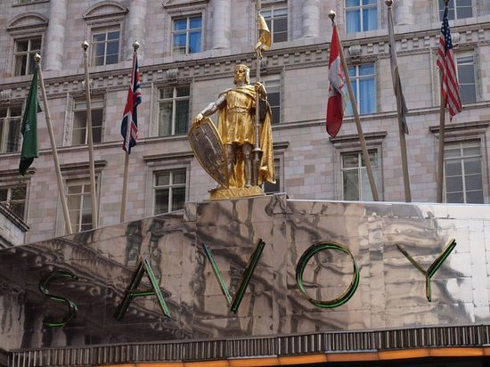 Genie's Walking Tours: Savoy