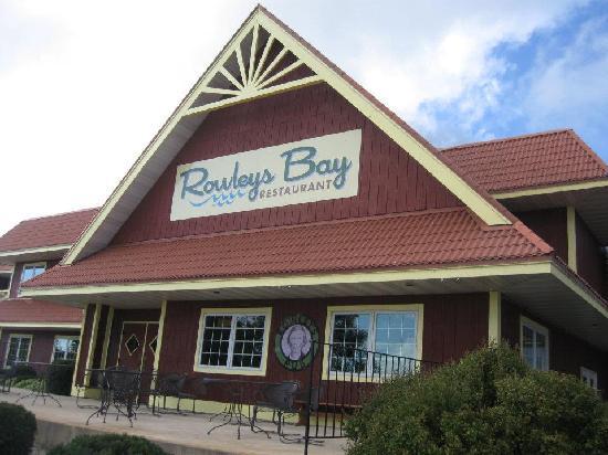 Rowleys Bay Resort: Great Food!