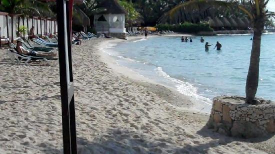 Sensimar Resort Riviera Maya: Beach