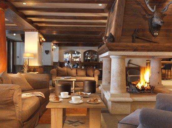 Saint-Bon-Tarentaise, France : Le Portetta Lounge