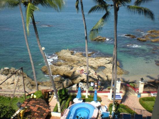 Lindo Mar Resort: Tide pools!