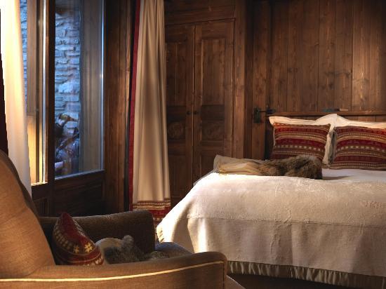 Hotel Le Portetta : Room