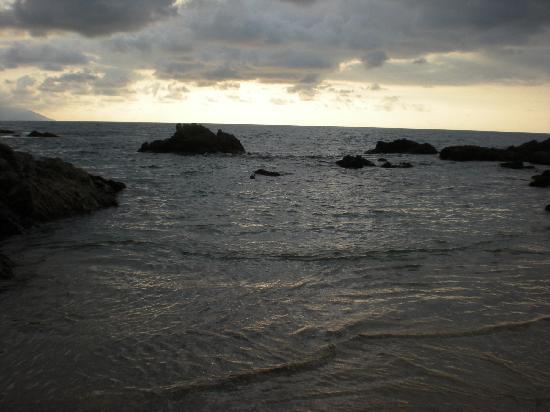 Lindo Mar Resort: Almost sunset