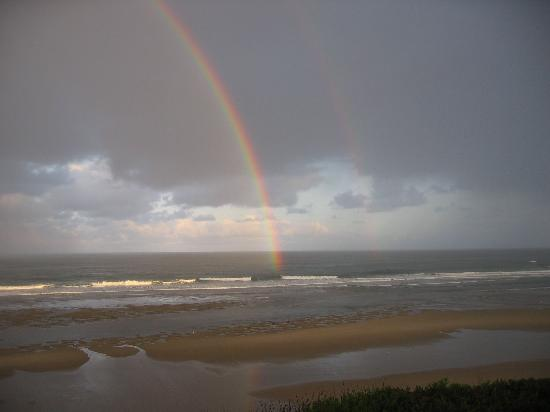 Moolack Shores Motel: Rainbow @ Moolack Shores