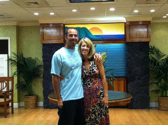 Waikiki Beachcomber by Outrigger: Lobby
