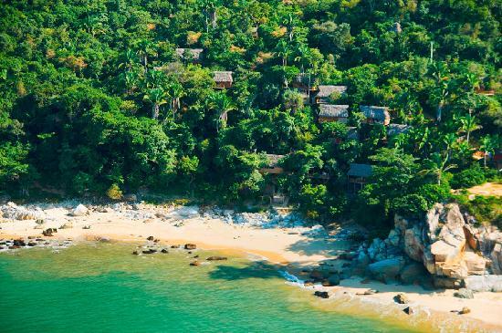 Xinalani Retreat: Aerial View