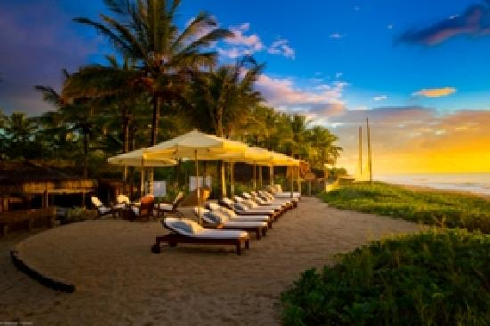 Villas de Trancoso Beach Bar & Restaurant: Villas de Trancoso, Beach Bar and Restaurant