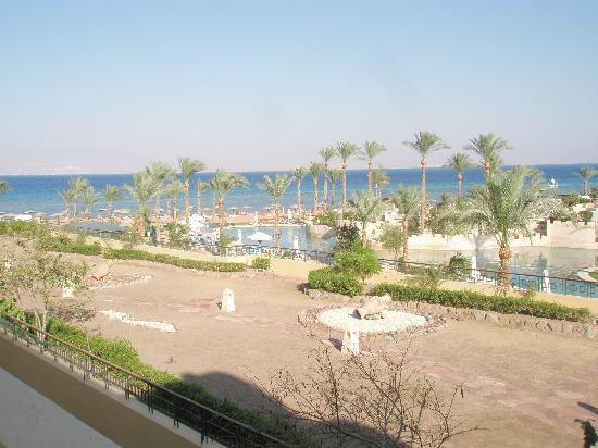Sofitel Taba Heights: View from balcony
