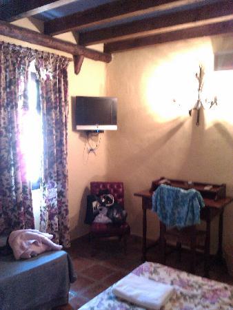 Los Jarales Rural Hotel Istan: Room