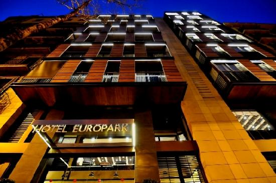 EuroPark Hotel: Hotel Europark