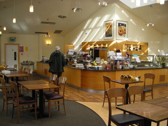 Cafe Circa at the Atrium: Atrium Cafe