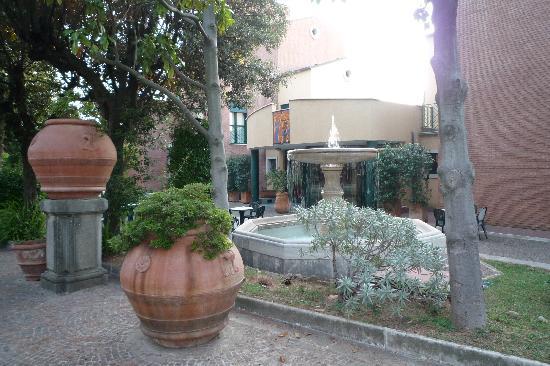 Kaire Hotel: ingresso
