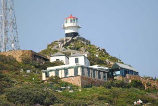 Cape of Good Hope: the lighthouse