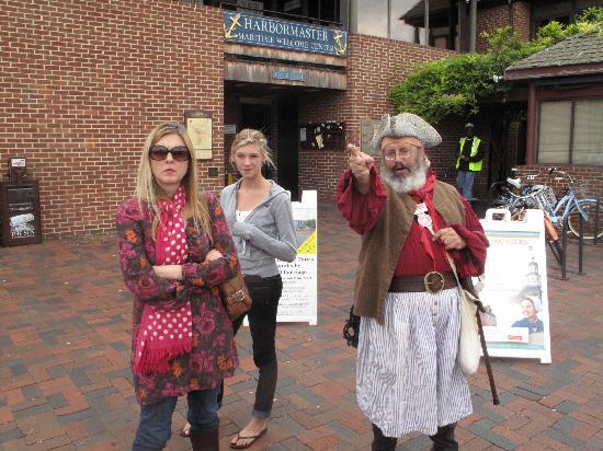 Historic Annapolis Walking Tour: Squire Alan