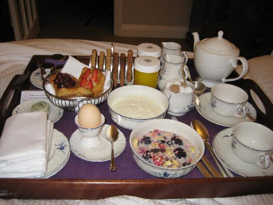 The Goring: Continental Breakfast
