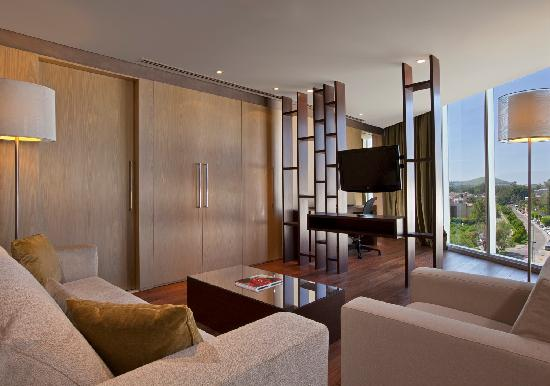 The Westin Guadalajara: One Bedroom Suite