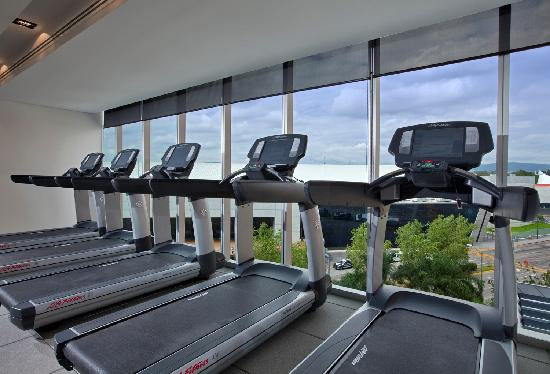 The Westin Guadalajara: Fitness Center