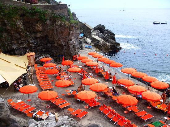 Hotel Le Sirene: ONE FIRE BEACH LA GAVITELLA