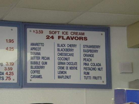 Kream 'n Kone : 24 Hard Ice Cream Flavors